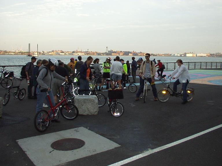 Folding Bike Convention