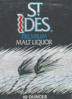 St. Ides Label